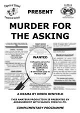 Murder For The Asking